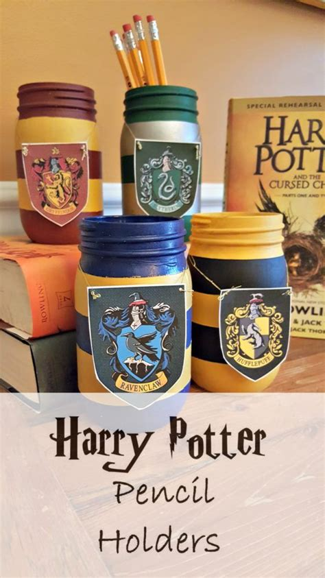 Harry Potter Immortalized In Cement by Best 25 Pencil Holders Ideas On Pencil Holder