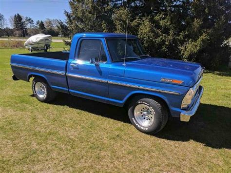 69 ford f100 for sale 1969 ford f100 for sale classiccars cc 983078