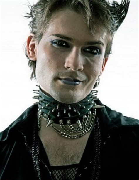 medieval mens hairstyle gothic hairstyles for men