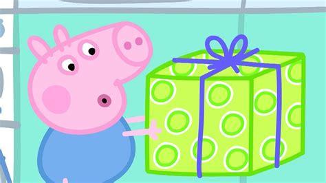 peppa pig feliz cumpleaos peppa pig en espa 241 ol 161 feliz cumplea 241 os george capitulos completos dibujos animados youtube