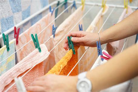 wäsche in der wohnung trocknen w 228 sche trocknen im keller brune magazin