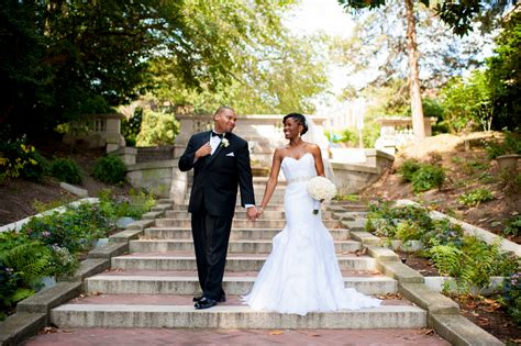 city chic wedding ceremony in washington dc ashley