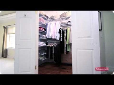 Rubbermaid Homefree Closet System by Rubbermaid Homefree Series Closet System