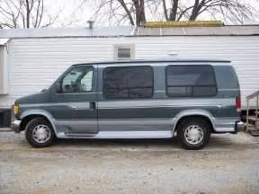thebigwhitebox 1996 ford econoline e150 passenger specs