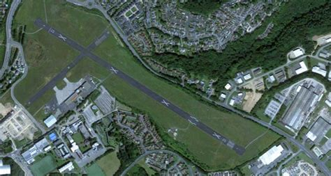 plymouth airport plymouth airport fate decided in 2017 flyer
