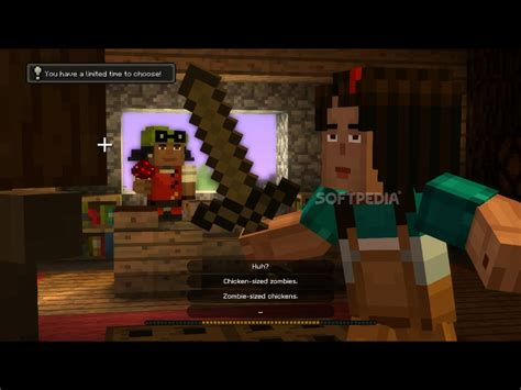 minecraft story mod online game minecraft story mode episode one demo download