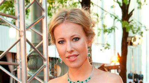 Full HD Wallpaper ksenia sobchak smile jewel necklace