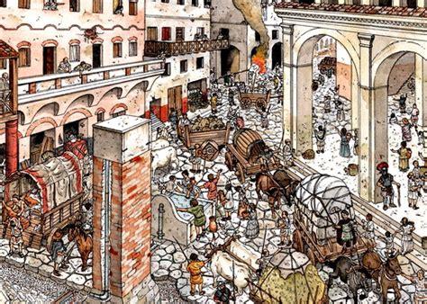 di comercio roma augusto demograf 237 a y econom 237 a en la edad augustea