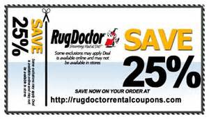 Rug Doctor Printable Coupon by 17 Best Images About Rug Doctor Rental Coupons On