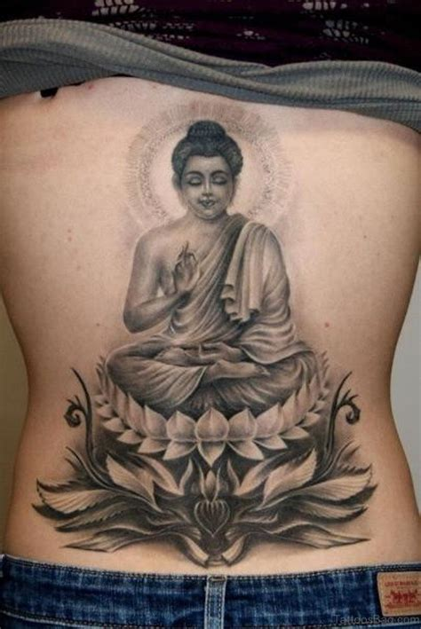 tattoo back buddha 40 exclusive buddhist tattoos for back