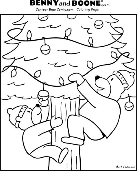 coloring page of evergreen tree free coloring pages of evergreen tree