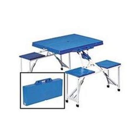 fold up table and chairs ebay folding table and chairs fold up picnic table ebay