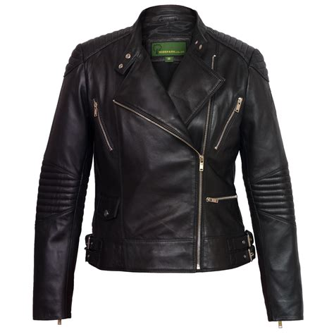 all black motorcycle jacket wendy ladies black leather biker jacket hidepark
