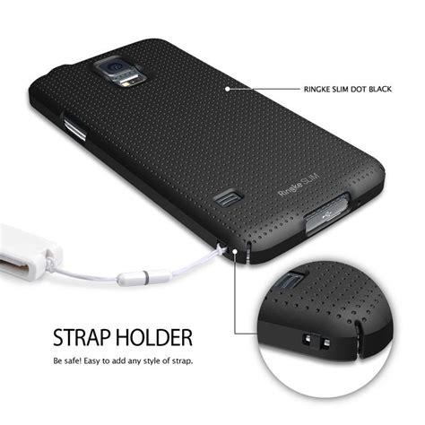 Rearth Ringke Samsung S5 Slim Clear ringke slim skal till samsung galaxy s5 vit themobilestore