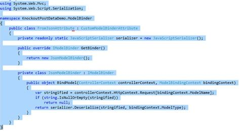 format date knockout codepointng lets talk code posting data to mvc action