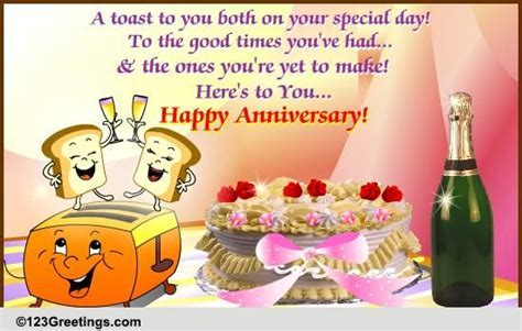 Anniversary Cards, Free Anniversary Wishes, Greeting Cards