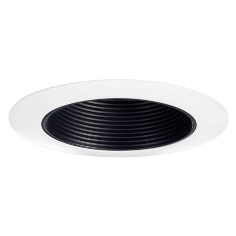 low voltage recessed lighting white baffle downlight for low voltage recessed housing