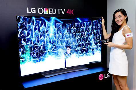 Cover Hk Tv 1 4k電視再進化 lg curved 4k hdr oled tv hogar hk