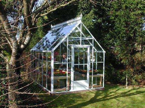 Backyard Cottage Kits cross country cape cod 8x12 glass greenhouse fcc812sg