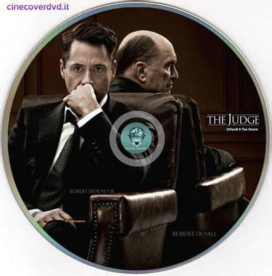 The Judge 2014 The Judge 2014 Italian Dvd Disc Cover Id92103 Covers Resource