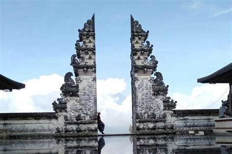 gate  heaven bali indonesia lonely planet
