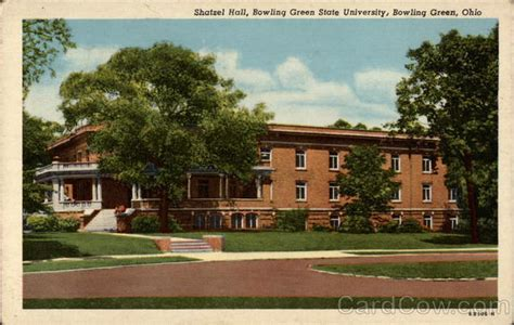 Post Office Bowling Green Ohio by Shatzel Bowling Green State