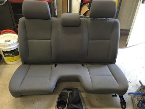 tacoma bench seat 2007 regular cab bench seat tacoma world
