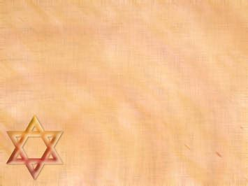 star of david 04 powerpoint templates