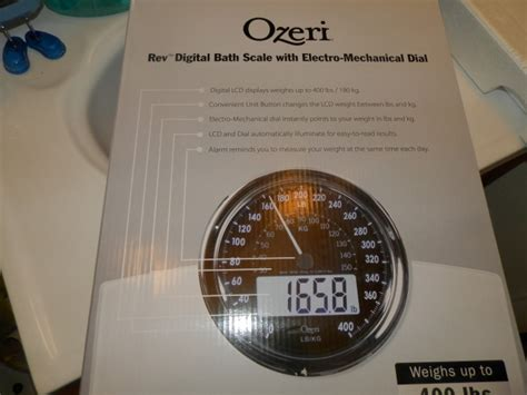 ozeri bathroom scale review ozeri bathroom scale review