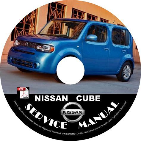 vehicle repair manual 2010 nissan cube electronic throttle control 2010 nissan cube service repair shop manual on cd