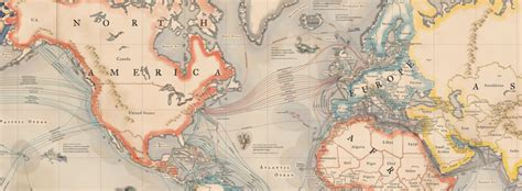 world  submarine internet cable musings  maps