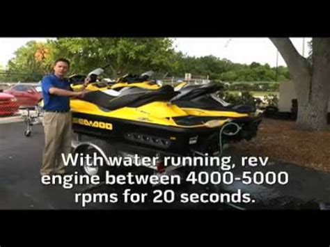do you have to dewinterize a boat ft myers jet ski repair service tips how to do a engine
