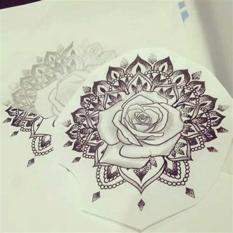 mandala tattoo yorkshire 17 best ideas about rose mandala tattoo on pinterest