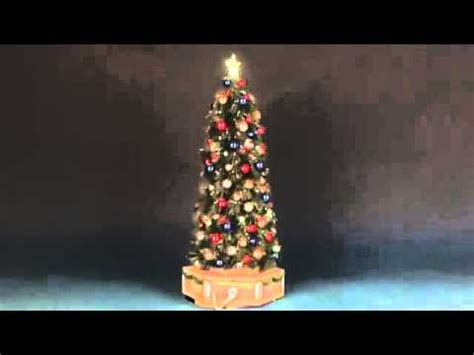 lemax the majestic christmas tree 24500 youtube