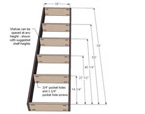 doorway bookcase woodworking plans woodshop plans