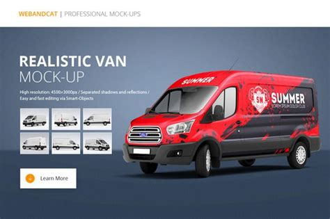 vehicle wrap templates for photoshop 17 best images about mockups on pinterest psd templates