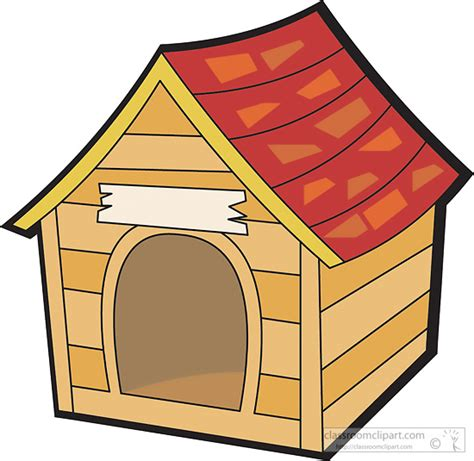 clipart dog house dog house clipart dog breeds picture