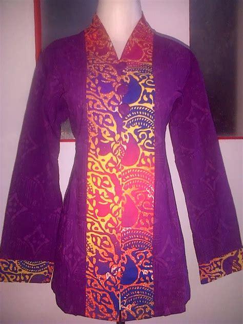Blus Batik Embos I Tunik Blus Tunik I Blouse Tunik Embos Yana jual blus kombinasi embos batik ukuran m xl grosir batik pekalongan murah terpercaya