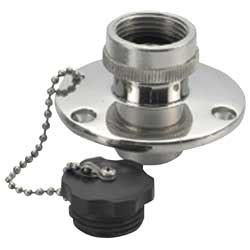 Marine Plumbing Fittings by Ambassador Marine Water Inlet Outlet Fittings 3 4 Quot Ghtf