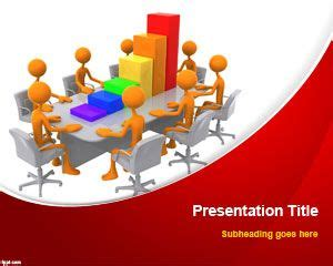 Free Business Team Powerpoint Template Teamwork Powerpoint Template