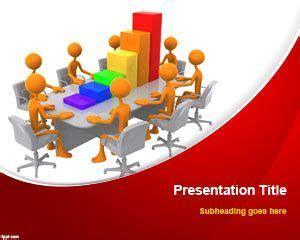 Free Business Teamwork PowerPoint Template
