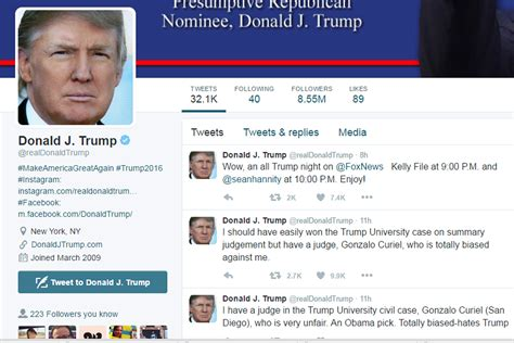 donald trump on twitter here s the man behind realdonaldtrump on twitter new