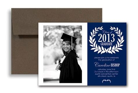 templates for college graduation announcements top 25 best college graduation announcements ideas on
