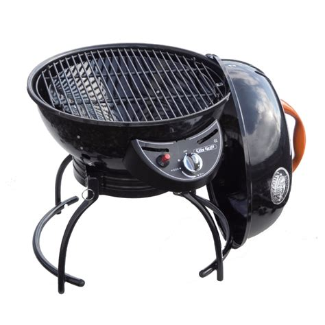 Backyard Grill City New City Grill Portable Gas Kettle Barbecue From