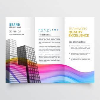 layout brochure aziendale arcobaleno layout di sfondo astratto scaricare vettori