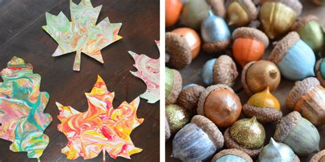 fall craft projects for adults 54 easy fall craft ideas for adults diy craft projects