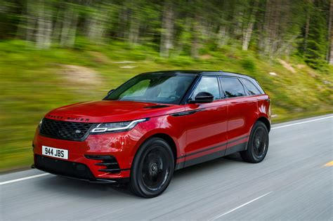 range rover modified red 2018 land rover commercial land 2018 range rover velar by
