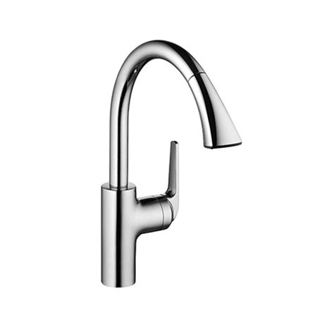 kwc domo kitchen faucet 10 061 004 000 kwc domo side lever pull down spray kitchen