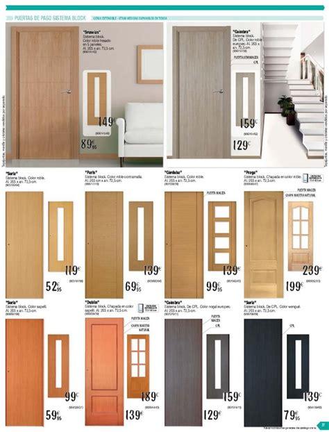 brico depot catalogo puertas materiales de construccion