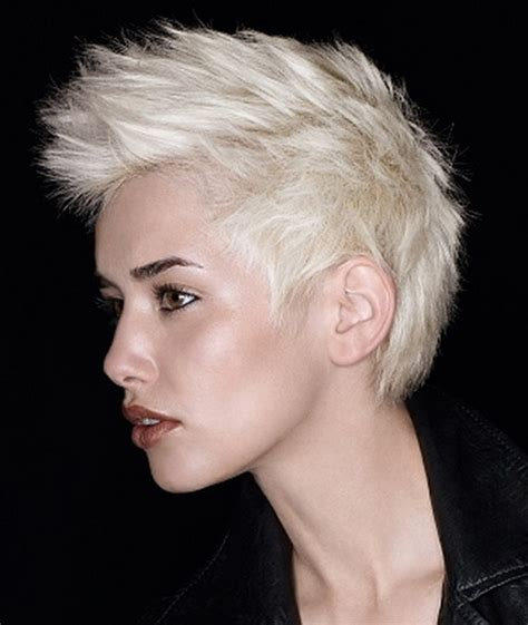 Hairstyles For Short Hair Mohawk | short mohawk hairstyles for women